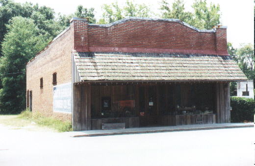 Smalltown shop in the deep south